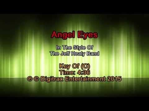 The Jeff Healey Band - Angel Eyes (Backing...