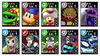 Super Smash Bros. Ultimate - All Enhanced Spirits