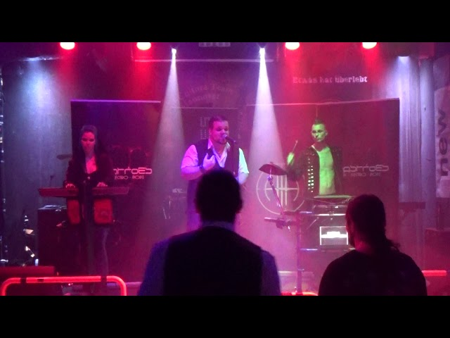DESASTROES - MEIN MONSTER [Live 16.02.19 SUBKULTUR / Hannover]