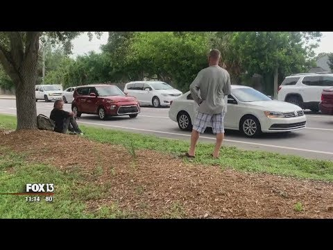The KiddChris Show - Bradenton Man Confronted by Panhandler Who Rejected Offer for Work