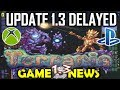 Terraria 1.3 XB1/PS4 Update Delayed - 1.3 Android - Creative Mode Coming 1.4 PC