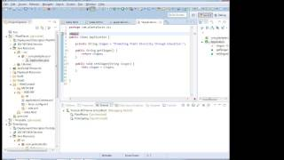 Integrating Spring, JSF, and Eclipse through Maven & web.xml