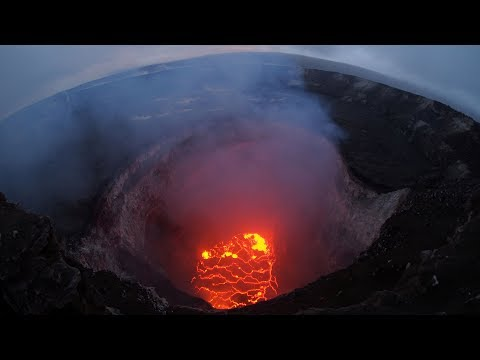 Why does the Hawaii Kilauea volcano keep erupting?
