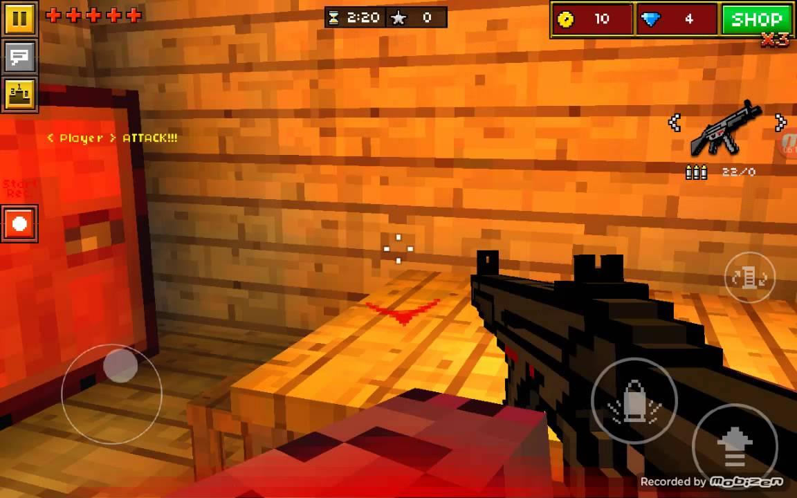 Minecraft Ballerspiele