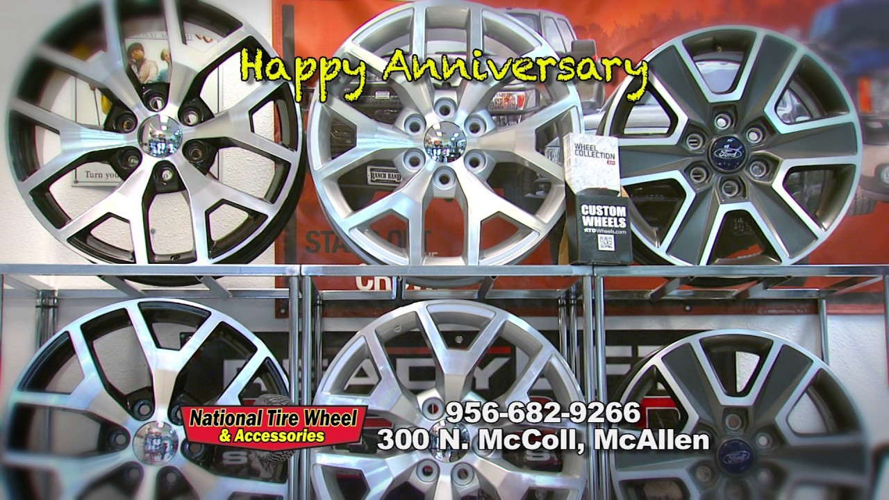 National Tire Wheel Youtube
