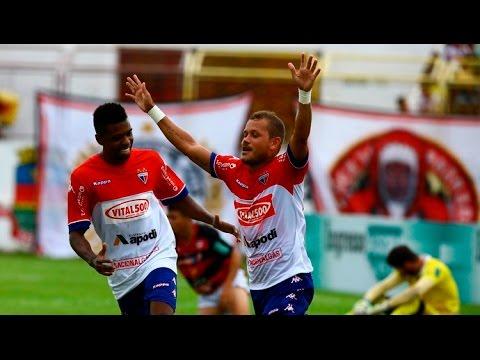 Gols, Guarany de Sobral 1 x 3 Fortaleza - Semifinal Campeonato Cearense 16/04/2016