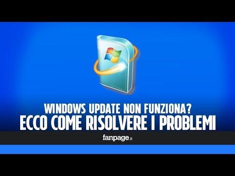 Windows Update non funziona? Ecco come risolvere gli errori