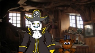 [LIVE] 【FNAF】海賊の入り江【カスタムナイト】