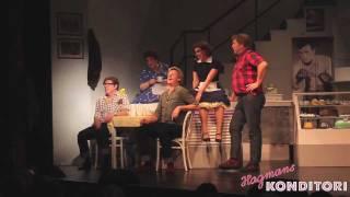 Hagmans konditori - Min tjej är plugghäst (Jan Rippe)