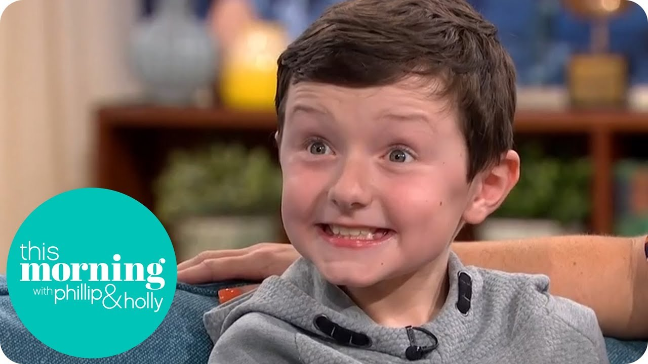 For Parents Of Autistic Kids 22nd >> 10 Year Old Child With Autism Who Learnt To Speak Watching This Morning This Morning