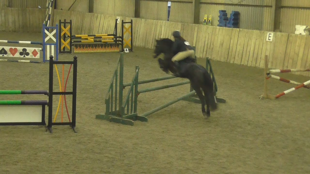 1m 100 Cm 100cm 1m Stevenage Riding Club Youtube
