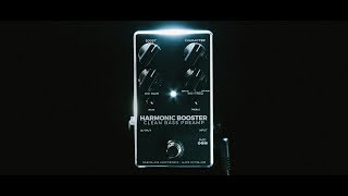 Harmonic Booster: Clean Bass Preamp