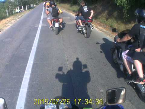 "Golubac Motorijada 2015  2"""