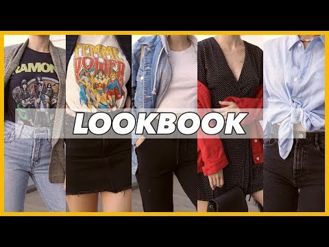 Back to School Outfits | Lookbook