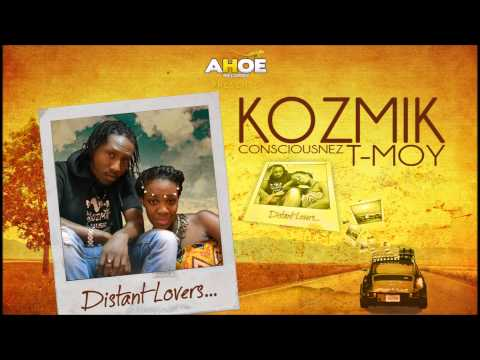 KOZMIK CONSCIOUSNEZ & T MOY - DISTANT LOVERS // AHOE RECORDS 2014