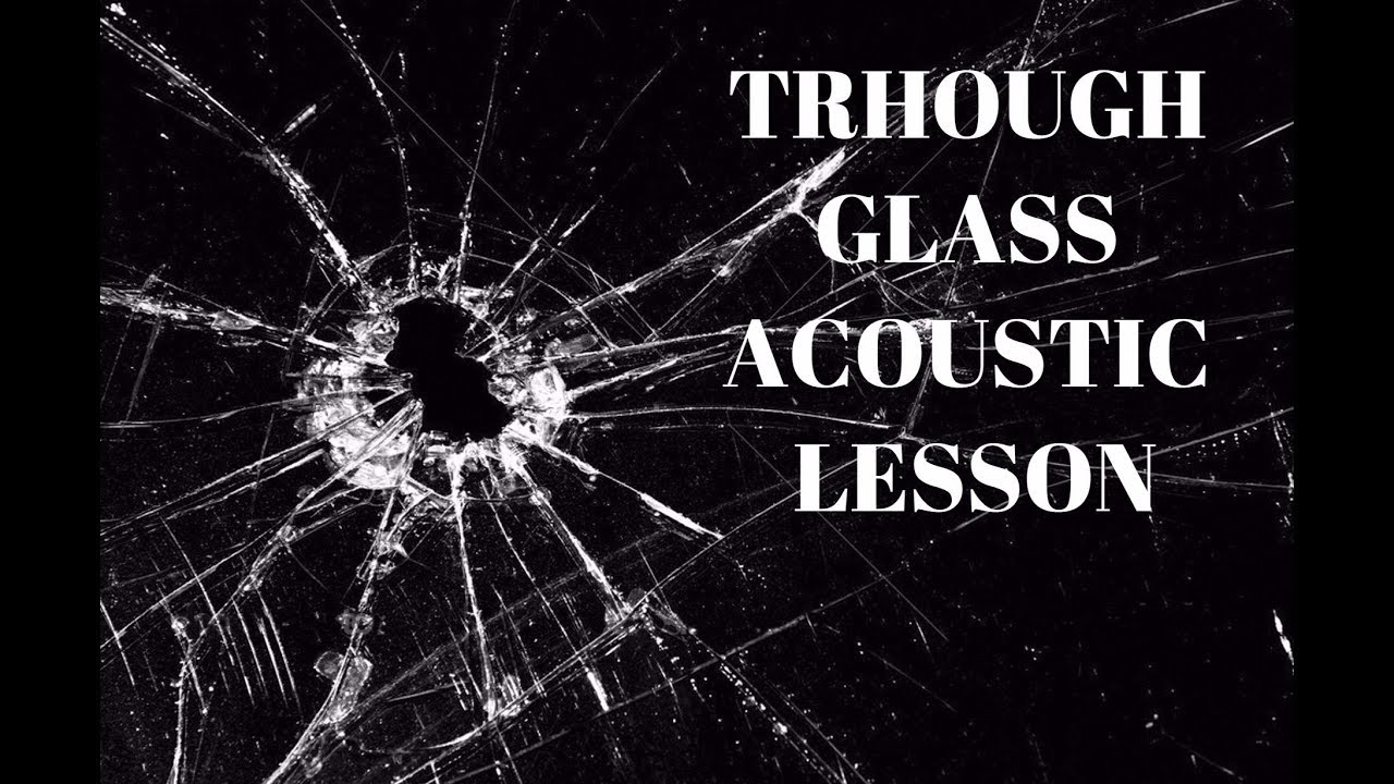 Stone sour through glass easy acoustic version only 3 chords stone sour through glass easy acoustic version only 3 chords acoustic guitar hexwebz Choice Image
