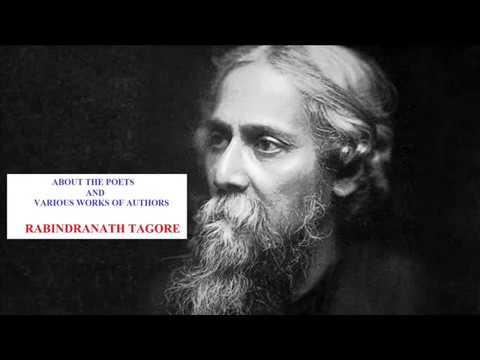 RABINDRANATH TAGORE VARIOUS WORKS - TNPSC GENERAL ENGLISH