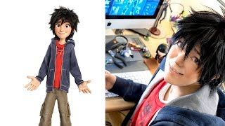 Big Hero 6 All Characters in Real Life