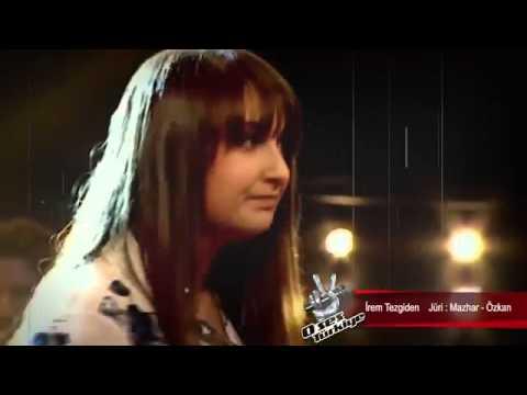 İrem Tezgiden 'Vur Yüreğim' - O Ses Türkiye 18 Kasım 2014