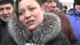 Грамотное интервью  Митинг на пл  Ленина  Донецк 9 марта 2014г  Антимайдан