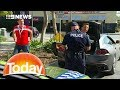 Police interrupt weather segment on TODAY Show