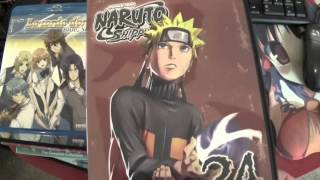 Anime DVD Collection Update, November 10th, 2015