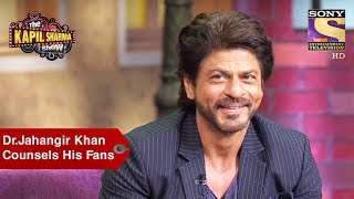 Dr.Jahangir Khan Counsels His Fans - The Kapil Sharma Show