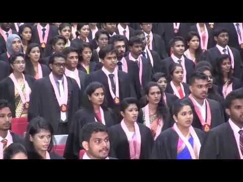 University of Colombo - General Convocation 2015 (Session 6)