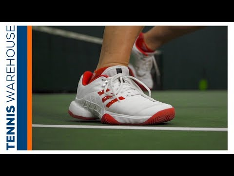 adidas Barricade 2018 Women's Tennis Shoe Review