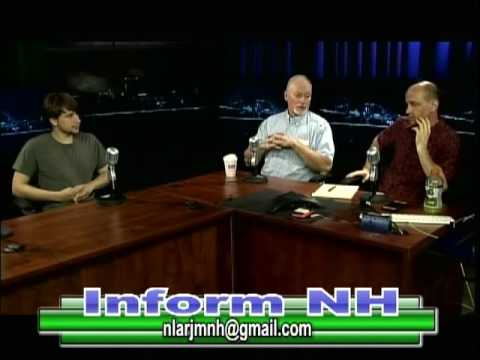 Inform New Hampshire Ep 31 Guest State Rep Candidate Caleb Dyer