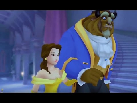 BEAUTY AND THE BEAST MOVIE  - Video Game HD