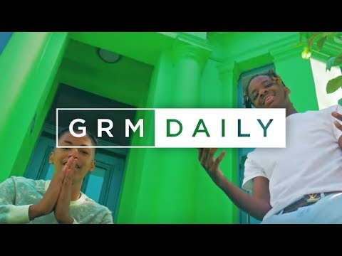 Jango x ThaFirst - HoodPrincess [Music Video] | GRM Daily