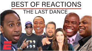 Last Dance Michael Jordan Reactions
