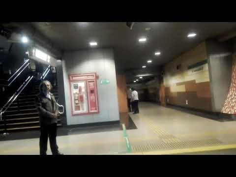 Metro de Santiago L5 post falla electrica