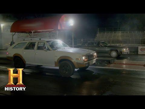 Detroit Steel: Bonus - Doug and Ron Race   History