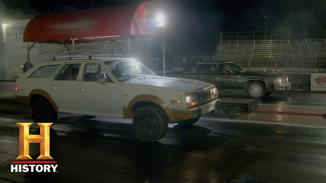 Download Detroit Steel: Bonus - Doug and Ron Race   History