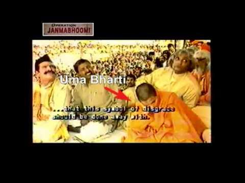 Operation Janambhoomi, Case 2: Uma Bharti (Hindi Version)
