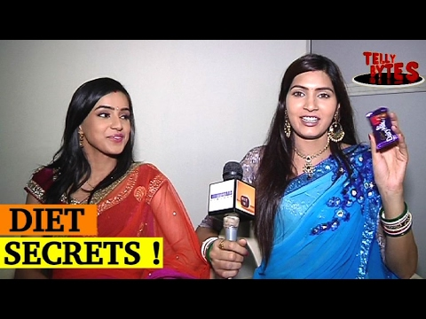 EXCLUSIVE! Naina and Meghna's DIET SECRETS !