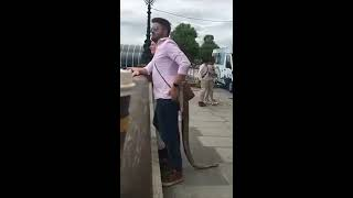 New Funny Video | Snake Prank | May 2017 ||