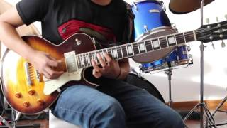 Agalloch-Falling Snow (Guitar Cover)