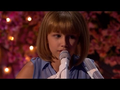 """Next Taylor Swift"" Grace Vanderwaal Stuns Again On America's Got Talent"