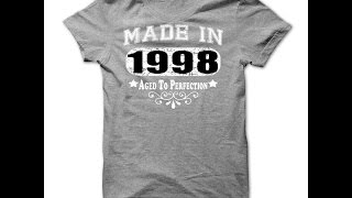 Made in 1988 T Shirts