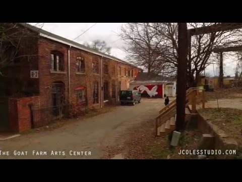 The Goat Farm Art Center,  Atlanta GA