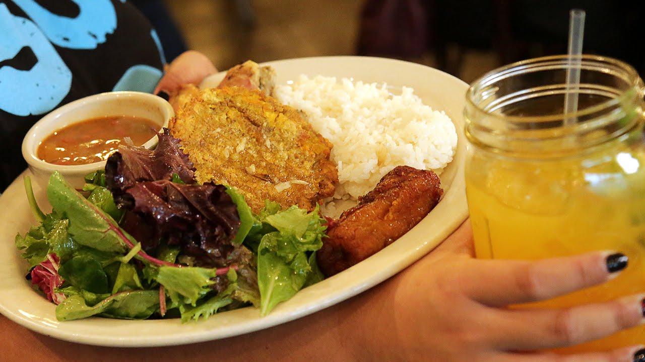 California Dream Eater Visits Sol Food In San Rafael Youtube