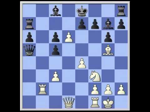 Schach Wm 12 Partie