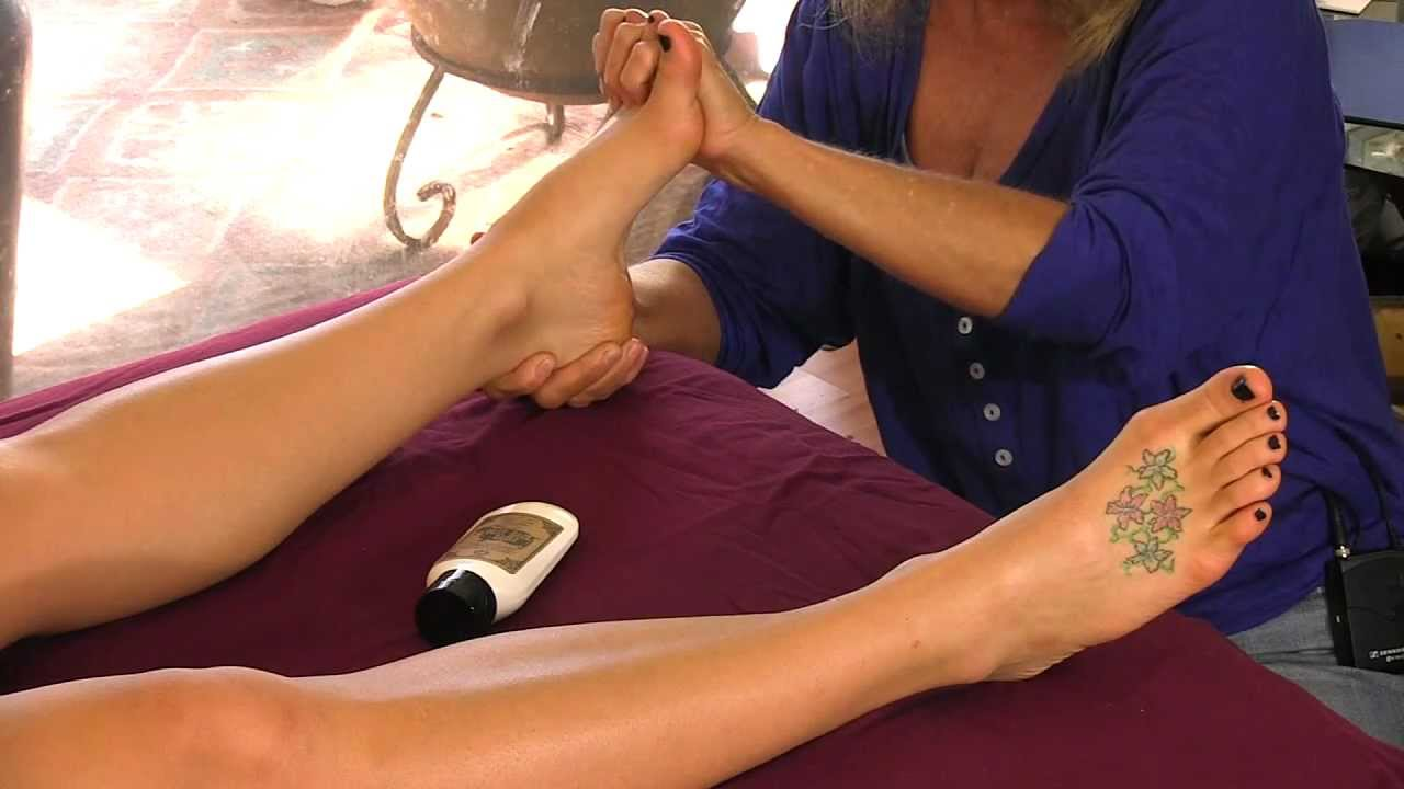 Therapists feet foot fetish