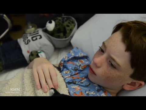 Doctors Get Creative To Distract Tech-Savvy Kids Before Surgery