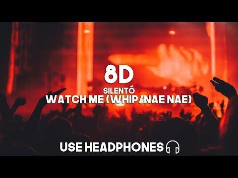 Silentó - Watch Me (8D Audio)