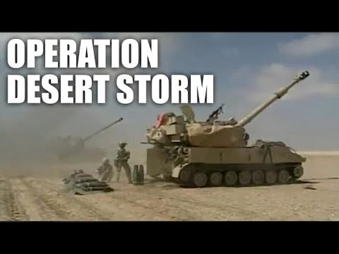 Operation Desert Storm Remembered