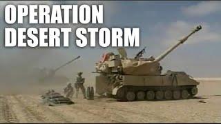 Operation Desert Storm Remembered